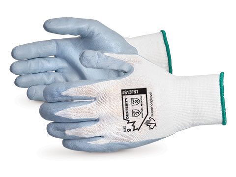 Dexterity® NT Foam-Nitrile-Dipped Work Gloves