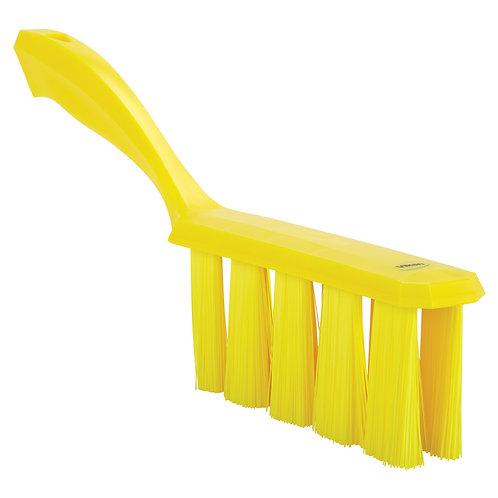 Vikan Yellow UST Bench Brush - Medium