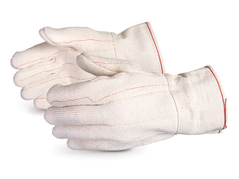 Cool Grip® Quilted Cotton-Terry Hot Mill Gloves