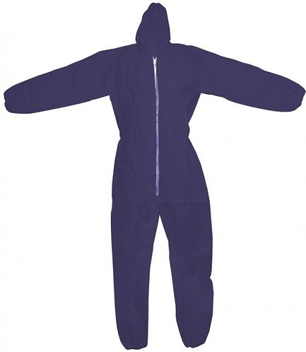 Ronco Blue CoverMe Polypropylene Coverall