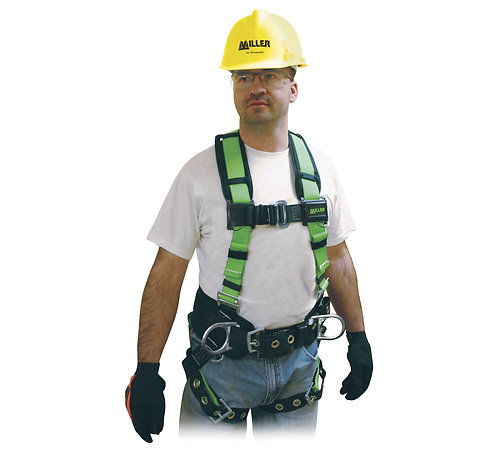 Miller™ Contractor Non-Stretch Harnesses