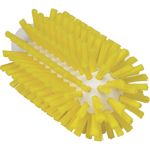 """Vikan Yellow Tube Brush - 2 1/2"""""""