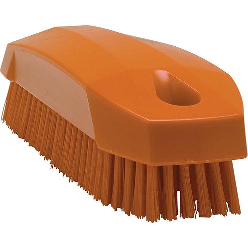 Vikan Orange Nailbrush