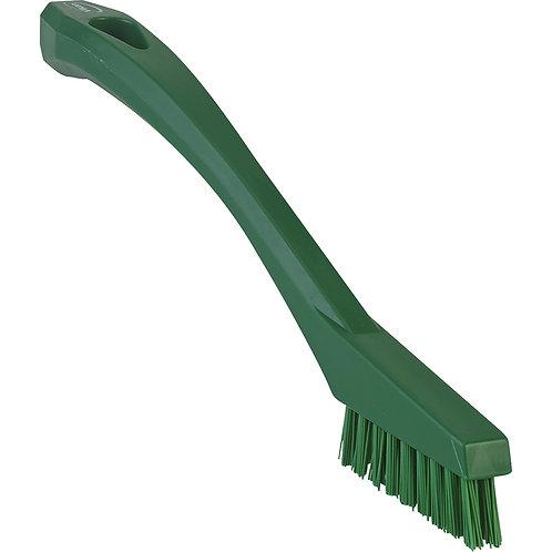 Vikan Green Detail Brush
