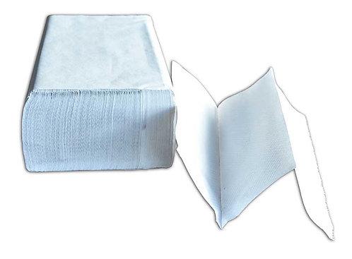 White Multi Fold Hand Towels