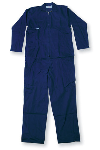 Blue 100% Cotton Coverall