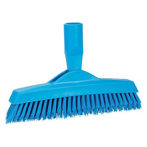 Vikan Blue Grout Brush