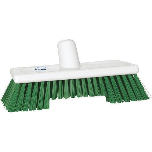 Vikan Green Narrow Flared Broom