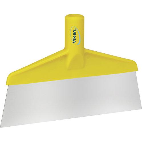 Vikan Yellow SS Floor Scraper