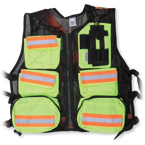 Mesh First Aid Safety Vest