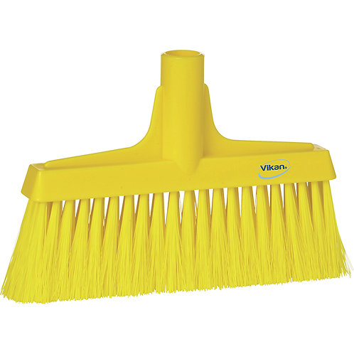 Vikan Yellow Lobby Broom