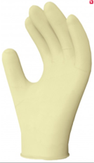 Ronco Gold Touch Disposable 5mil Lightly Powdered Examination Gloves