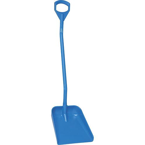 Vikan Blue Large Bladed Ergonomic Shovel