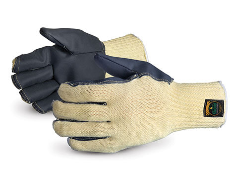 Heat-Resistant Kevlar® Gloves with SilaChlor® and Temperbloc™