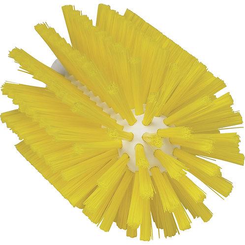 """Vikan Yellow Tube Brush - 3 1/2"""""""