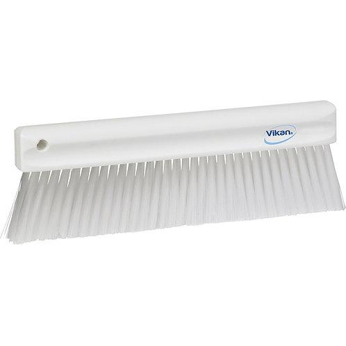 Vikan White Bench Brush