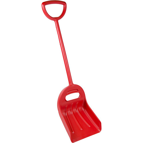 Remco Red Large Dual Grip Shovel
