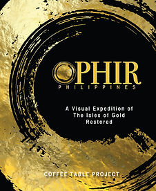 Ophir Philippines Coffee Table Book Timothy Jay Schwab and Anna Zamoranos-Schwab The Periplus of the Erythraean Sea  Antonio Pigafetta's Journal  The Cambridge Ancient History  The Smithsonian Institute  Yale University  The Israel Museum  The Louvre Museum  British Museum  Pomponius Mela, Chorographia  Flavius Josephus  The surueye of the vvorld... Dionysius Periegetes  The Voyages and Adventures of Fernando Mendez Pinto, The Portuguese (Cogan)  Pliny the Elder (Historia Naturalis)  The Philippine Islands (Blair,Robertson)  Europe and the Far East (Sir Robert K. Douglas, Cambridge University Press, 1904)  The Journal of Island and Coastal Archaeology  The International Journal of Nautical Archaeology  The Institute for Maritime and Ocean Affairs  History of the Philippine Islands (Antonio de Morga, 1609)  ArcheoSciences Journal  The Carpenter Report  The Field Museum, Chicago  Philippine Sociological Review  Evolution of Island Mammals  The Journal of History (Ronquillo)