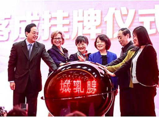 U.S.-China Health Summit Co-organized the 4th China Breast Cancer Expert Consultation Seminar