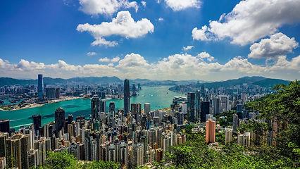 Hong-Kong-city-view-sea-clouds-morning_1