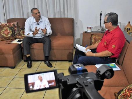 """ERIC HURTADO DE LIBERAL PROGRESISTA: """"El descontento popular nos impulsa como la opción para Or"""