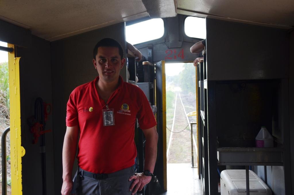Viaje en tren 106