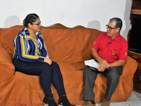 """SARATH CORRALES DE RESTAURACION NACIONAL: """"Presentamos propuestas e ideas; no prometemos nada&q"""