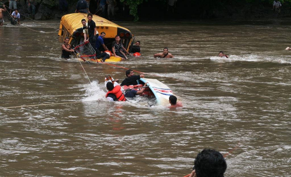 Accidente Puente 091