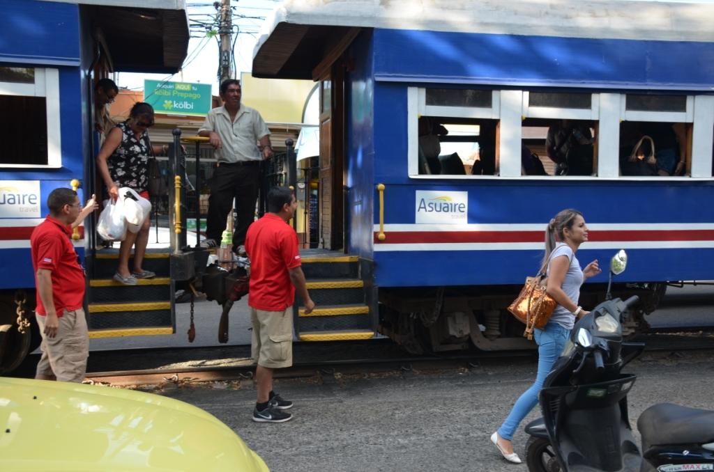 Viaje en tren 137