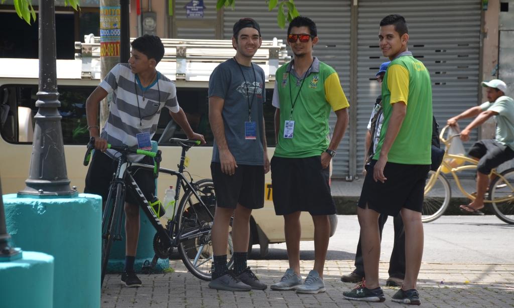 Ciclismo JNQuepos 125