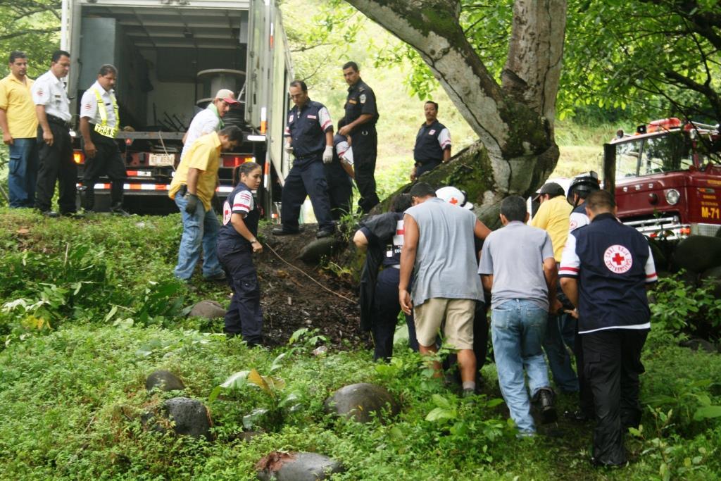 Accidente Puente 112