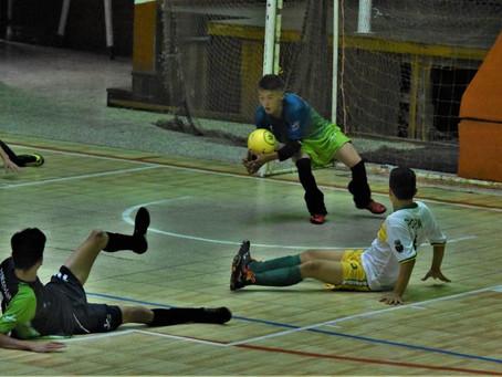 Futsal busca final ante Parrita, en eliminatoria para Juegos Nacionales