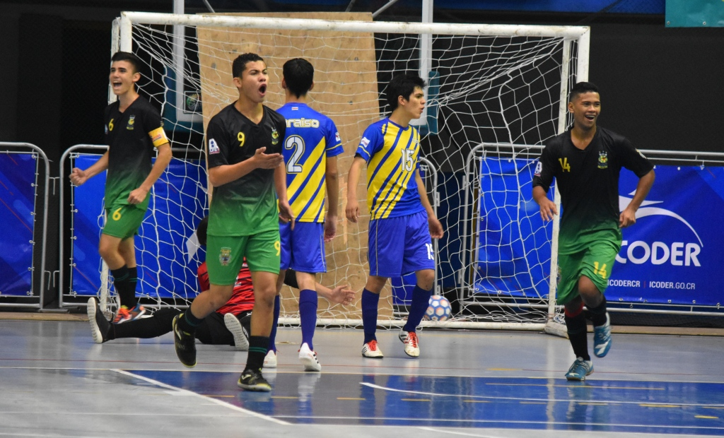 FutsalJuegos 100