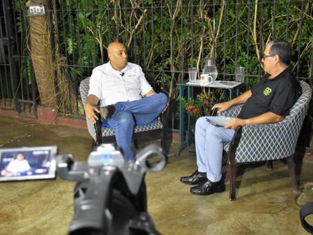 """BENJAMIN RODRIGUEZ  DE LIBERACION NACIONAL: """"Orotina debe seguir por la línea que traemos"""""""