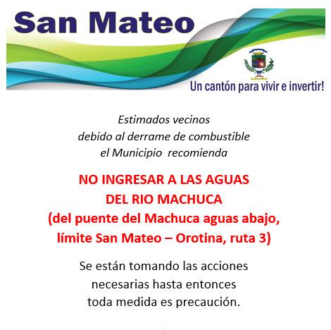 Nota Municipalidad