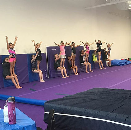 Summer Tumble Camps will be here before