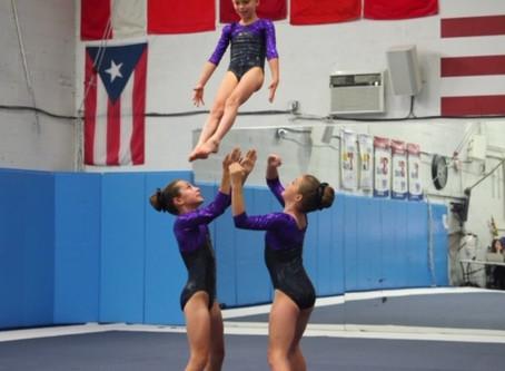 What is Acrobatic Gymnastics?
