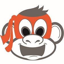Ninja Monkey Head - Spotlight Acro and Cheer