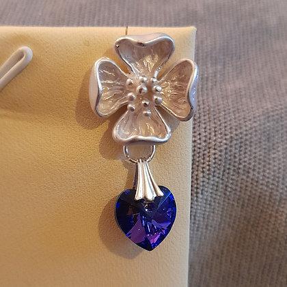Hearts & Flowers Earrings