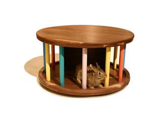Carousel Coffee Table