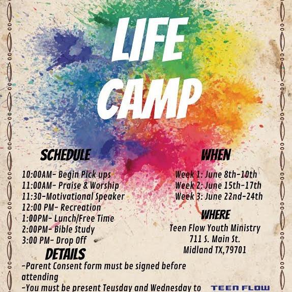 L.I.F.E. Camp