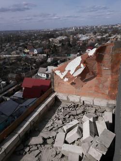 Установка французского балкона в Харькове