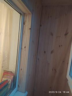 Обшить балкон вагонкой недорого