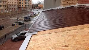 Сколько стоит сделать крышу балкона в Ха