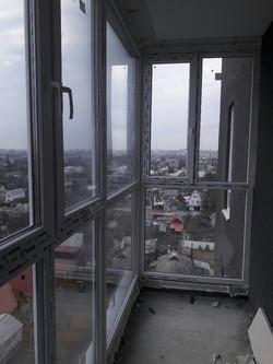 Французский балкон в Харькове