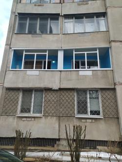 Сделать теплый балкон в Харькове