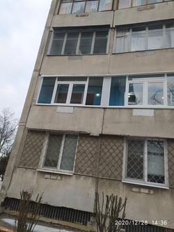 Купить балконную раму в Харькове