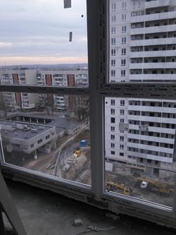 Монтаж французского балкона в Харькове