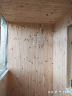 Стоимость обшивки балкона вагонкой в Харькове