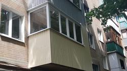 Теплый балкон под ключ в Харькове